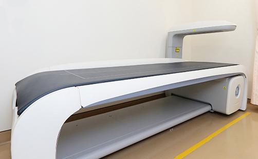 骨密度・体組成測定器iDXA